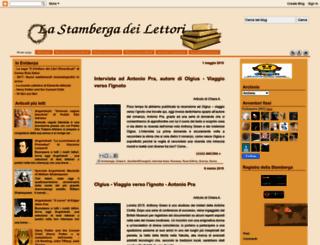 lastambergadeilettori.com screenshot