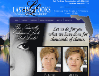 lastinglooks.com screenshot