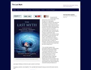 lastmyth.com screenshot