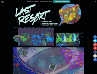 lastres0rt.com screenshot