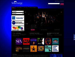 lasvegas.showtickets.com screenshot