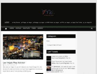 lasvegasmapadvisor.com screenshot