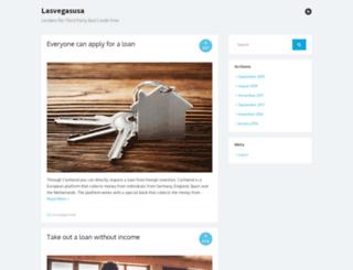 lasvegasusa.org screenshot