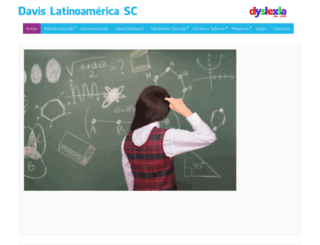 lat.dyslexia.com screenshot