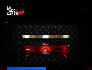 latacocarts.com screenshot