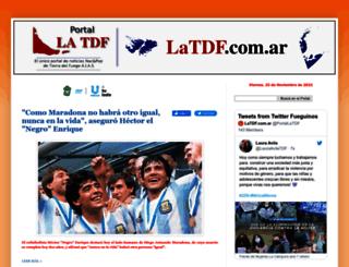 latdf.com.ar screenshot