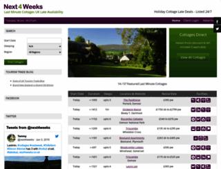 late-availability.com screenshot