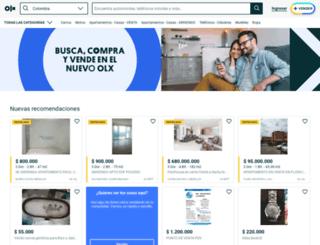latebaida.olx.com.co screenshot