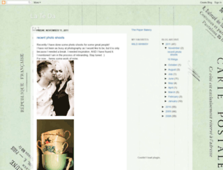 latedalove.blogspot.com screenshot