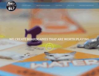 lateforthesky.com screenshot