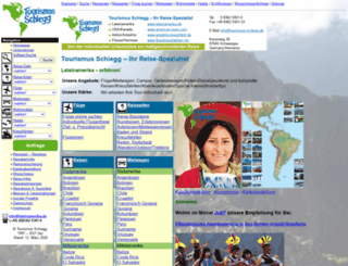 lateinamerika.de screenshot
