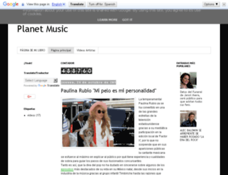latelamusica.blogspot.com.es screenshot