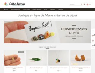 latelierlyonnais.com screenshot