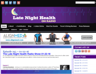 latenighthealth2.leaddogad.tv screenshot