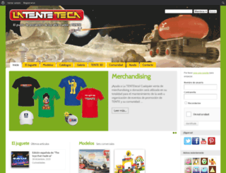 latenteteca.com screenshot