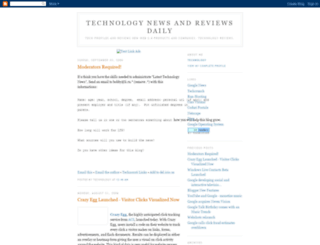 latest-technology-news.blogspot.fr screenshot