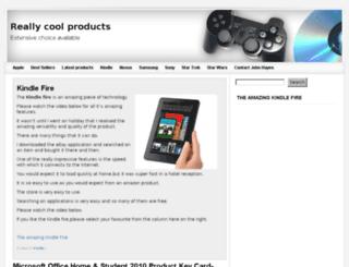 latestcoolproducts.com screenshot