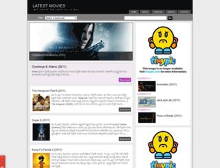 latestmovielk.blogspot.com screenshot