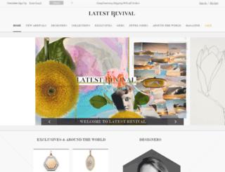 latestrevival.com screenshot