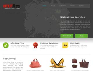 latestshoeshop.com screenshot