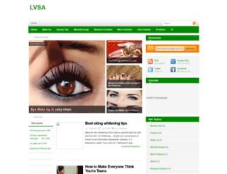 latestvsa.blogspot.com screenshot