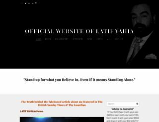 latifyahia.net screenshot
