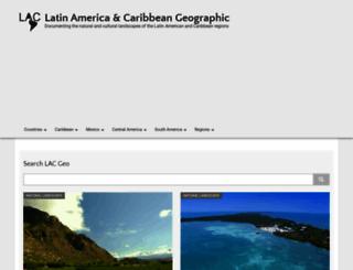 latinamericareport.com screenshot