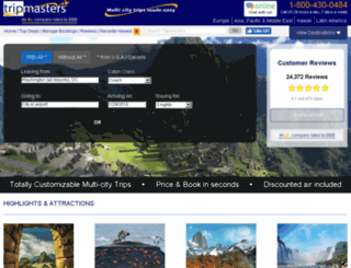 latindestinations.com screenshot