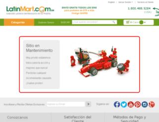 latinmart.com screenshot