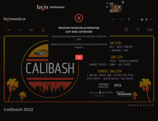latino963.com screenshot