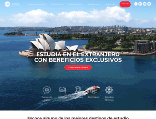 latinoaustralia.com screenshot