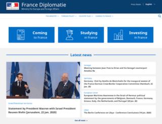latitudefrance.diplomatie.gouv.fr screenshot