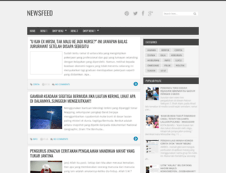 latnewsfeed.blogspot.com screenshot