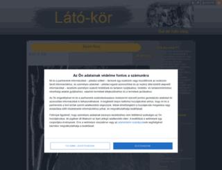 lato-kor.blog.hu screenshot