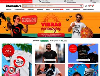 latostadora.com screenshot
