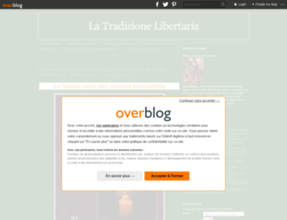 latradizionelibertaria.over-blog.it screenshot