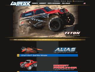 latrax.com screenshot