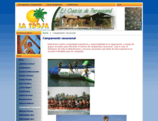 latroja.com.ve screenshot