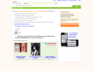 lattiss.com screenshot