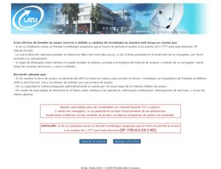 latu30.latu.org.uy screenshot