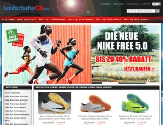 laufschuhech.eu screenshot