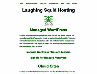 laughingsquid.net screenshot