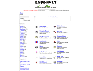laughnet.net screenshot
