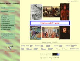 lauhic.club.fr screenshot