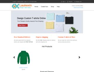 laukexin.com screenshot