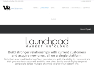 launchpadcloud.com screenshot