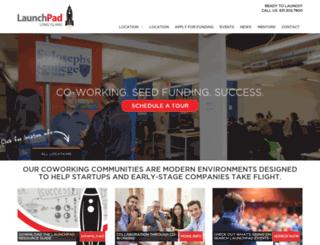 launchpadli.com screenshot