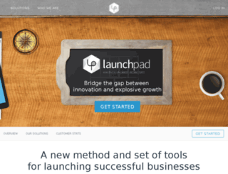 launchpaduniversity.com screenshot