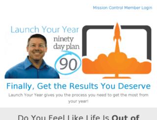 launchyouryear.com screenshot