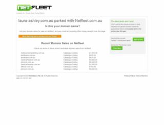 laura-ashley.com.au screenshot